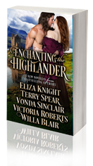 Enchanting The Highlander -- Victoria Roberts